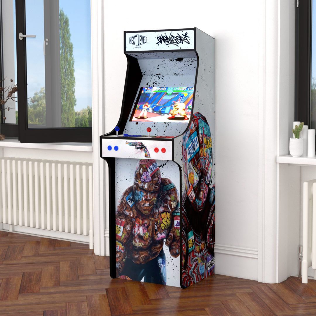 Nos bornes d'arcade exclusives